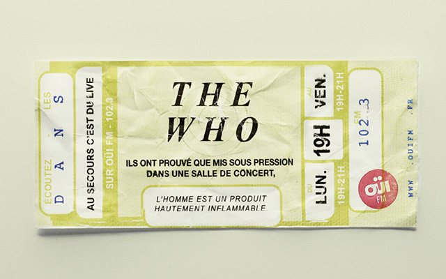 OuiFM-the who