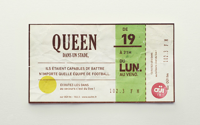 OuiFM-Queen