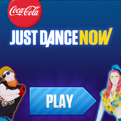 Coca-Cola Just Dance Now - Play