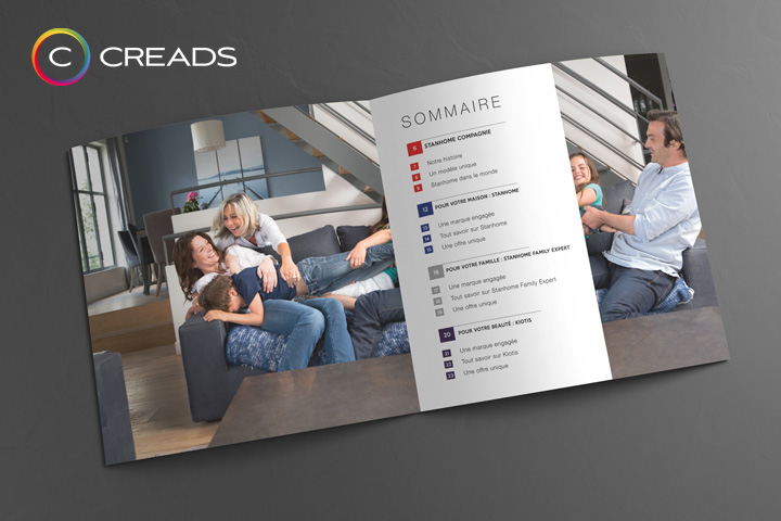 Brochure Stanhome