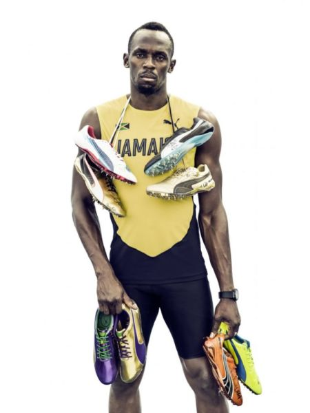 promedio Del Sur becerro  After Usain Bolt, what future for Puma's marketing strategy?