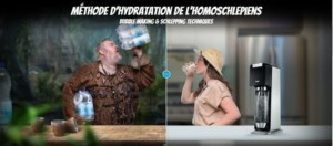 "Sodastream 2017 - ""Who Are The Homoschlepiens?"""
