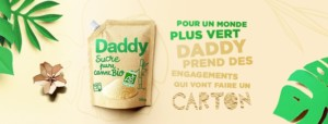 Daddy sugar ecology packaging