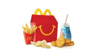 happy meal McDonald's senior mcdo dessin